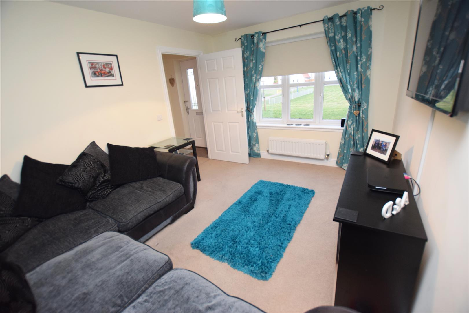 22, William Dickson Drive, Blairgowrie, Perthshire, PH10 6FB, UK